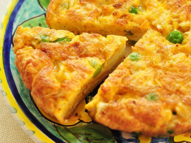 フリッタータ レシピおすすめ簡単お洒落な卵料理の決定版がコレ!