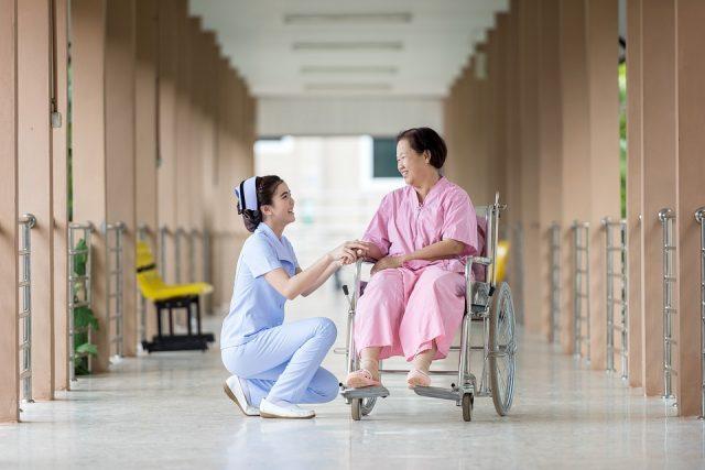 ノロウイルス病院