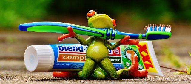 『口臭 歯磨き 防止方法』