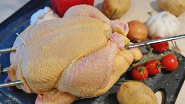 『鶏肉 がん予防』