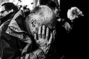 高齢者春流行り病気