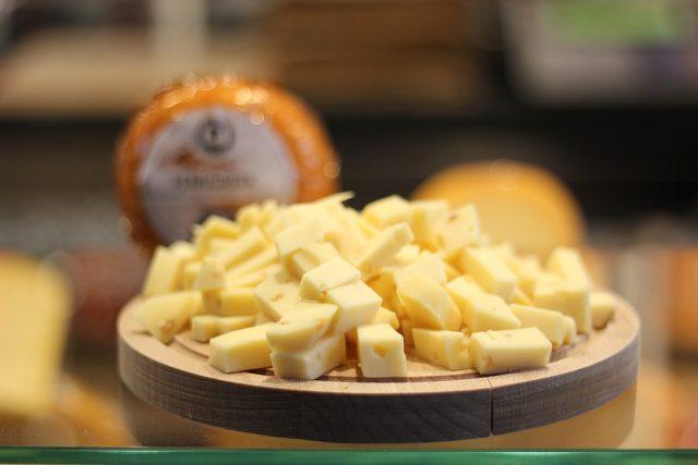 チーズダイエット美容効果レシピ