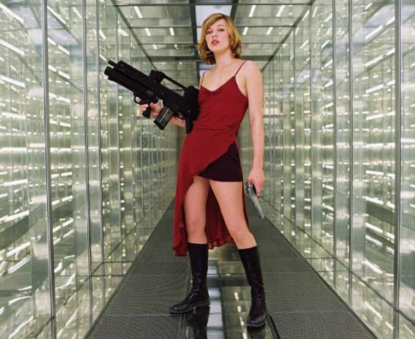 バイオハザード5映画動画『バイオハザードV リトリビューション』を無料視聴する方法は?
